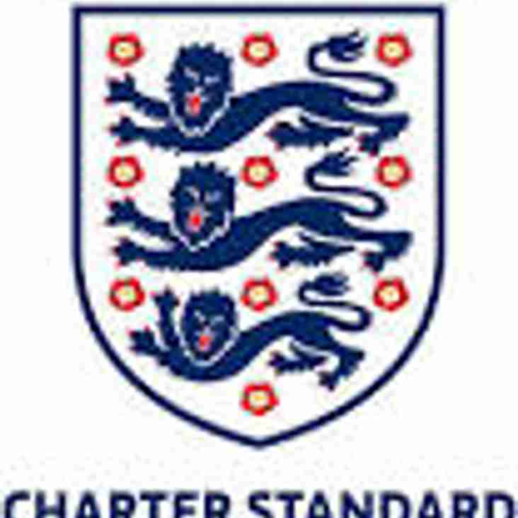 Charter Standard successfully renewed