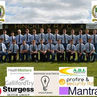 Longlevens 17 - 35 Hinckley