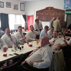 Presidents Lunch 13/12/18 (Dagenham v Bancroft)