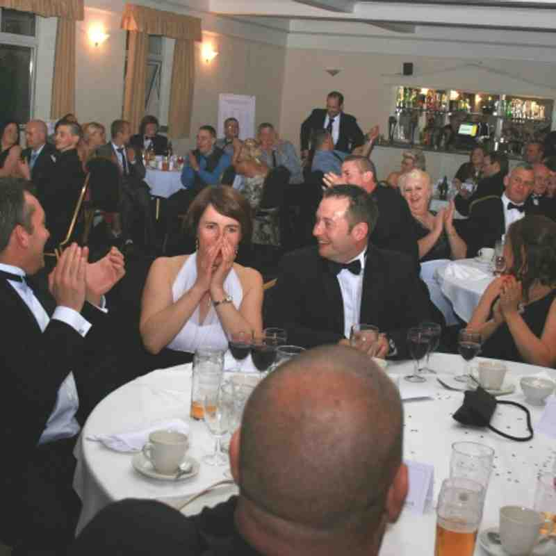 Thames Presentation Night 2012 @ Thurrock Hotel