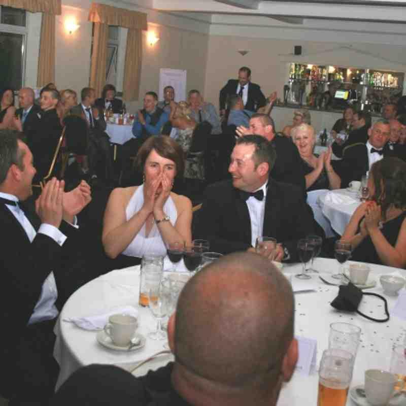 Thames Presentation Night 2012 @ Thurrock Hotel