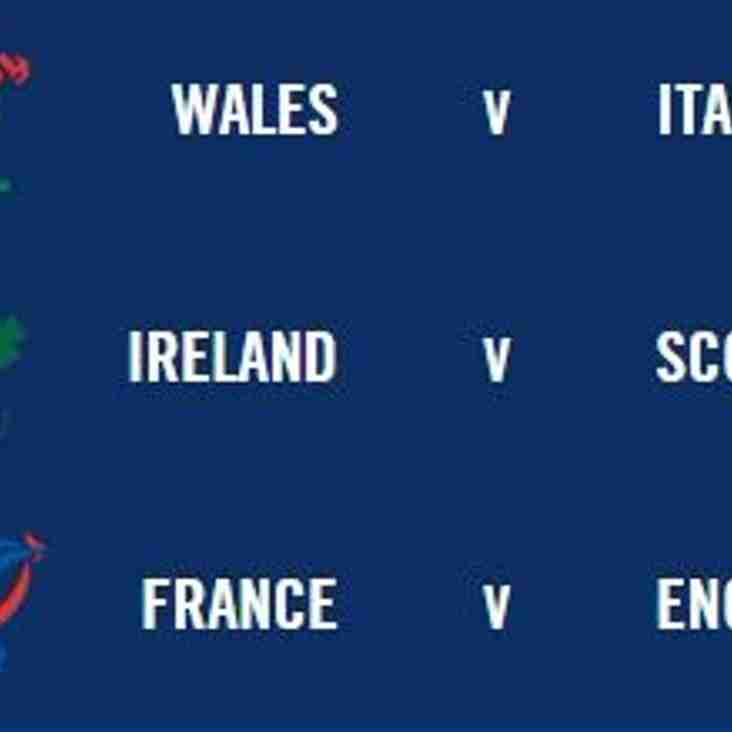 Super Saturday Six Nations Lunch 19th March