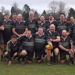 Weybridge Vandals Owls 37 – Dorking Vets 7