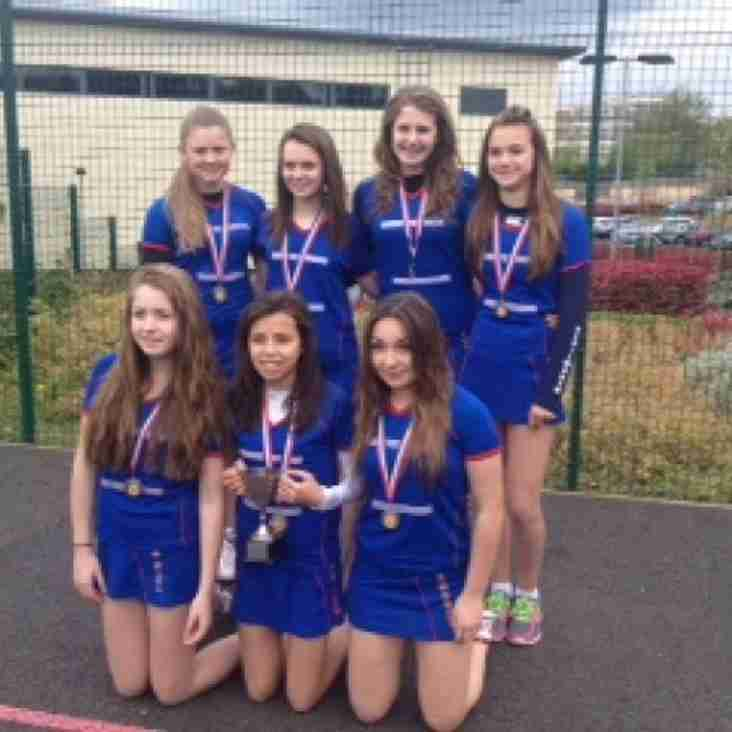 Copsewood U14s, Handicap Runners Up.