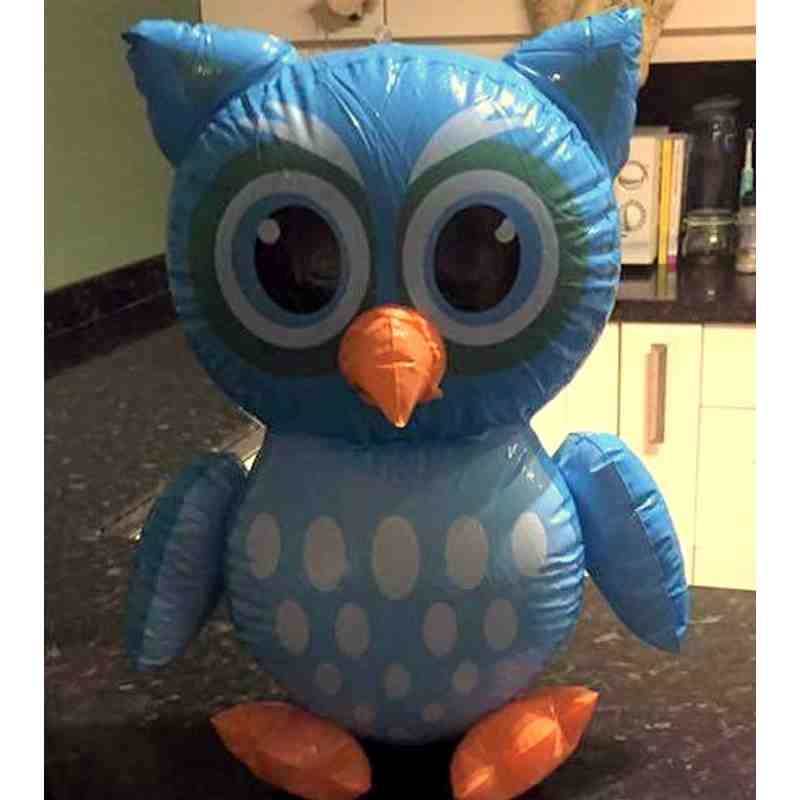 Inflatable Owl