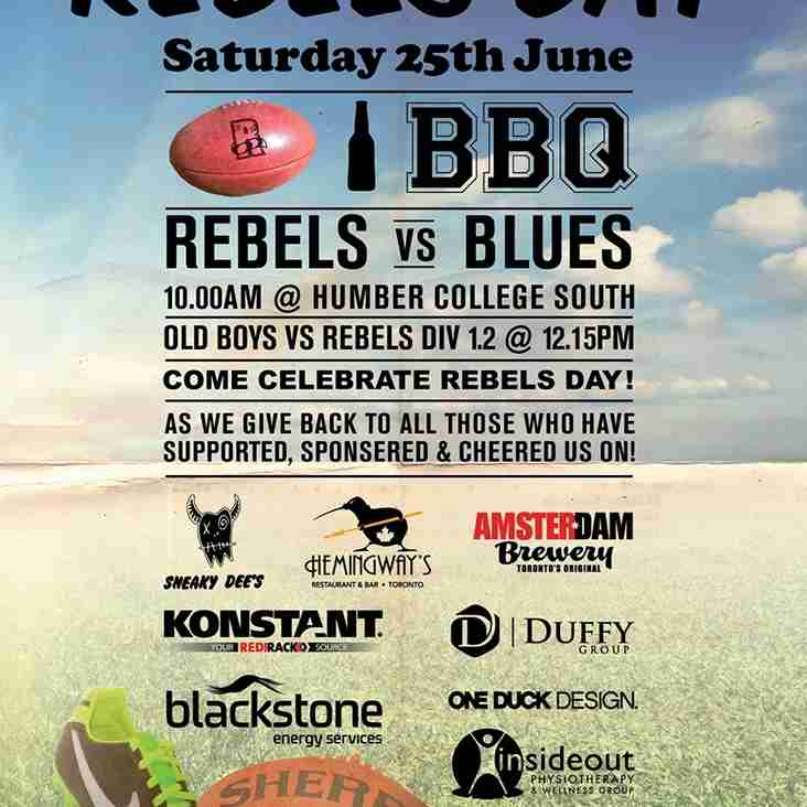 Rebels Day 2016
