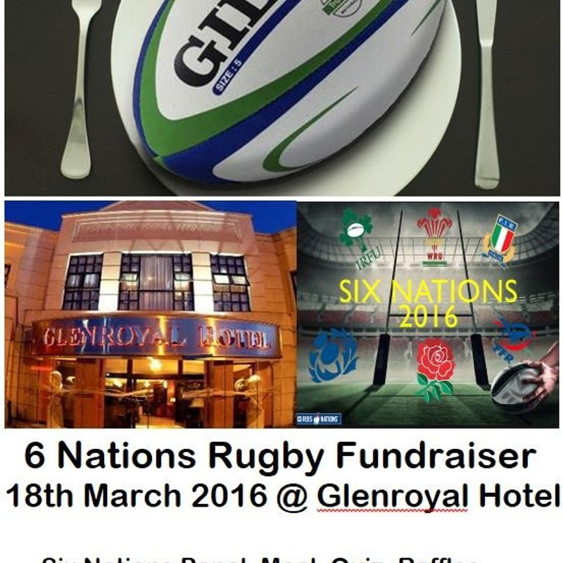 Youth section Six Nations  4G fund raising event