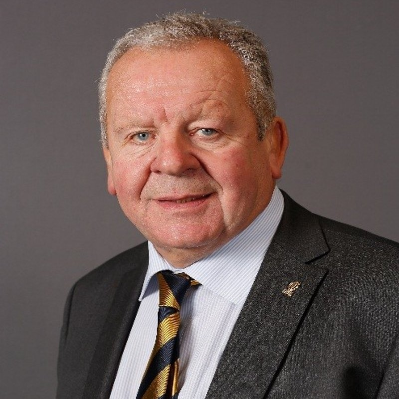 An evening with Bill Beaumont at the Glenroyal
