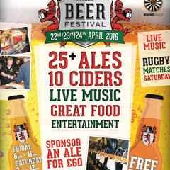 Fullers Beer Festival 2016