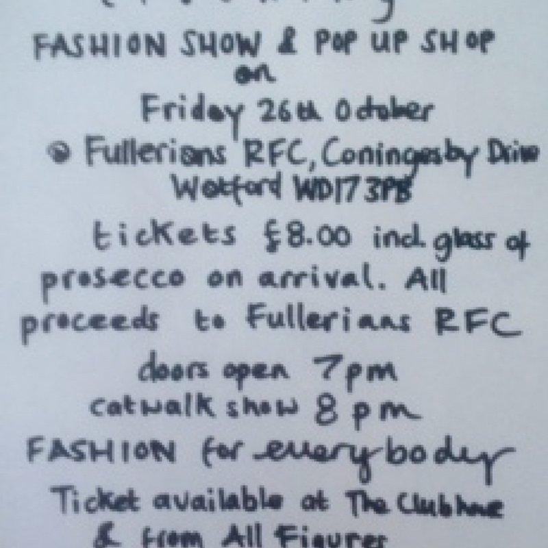 All Figures Fashion Show
