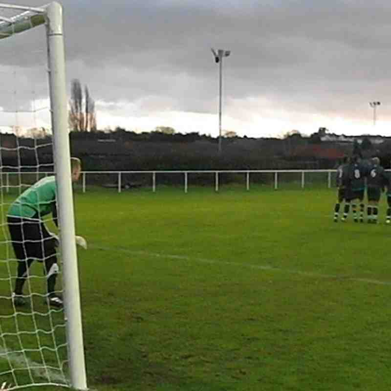 Basford United 1 v1  Real United 21-01-12