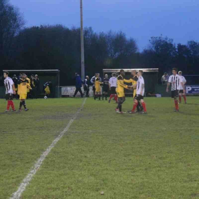 St Andrews 0 v 3 Basford Utd 03-11-12