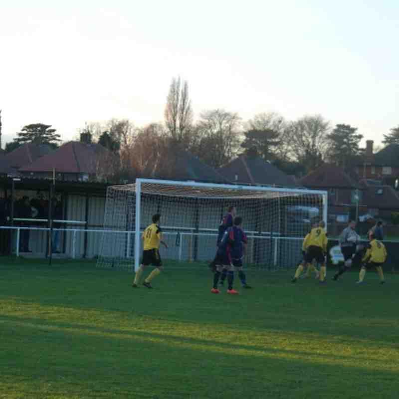 Basford 2 v 1 Radcliffe Oly 01-12-12