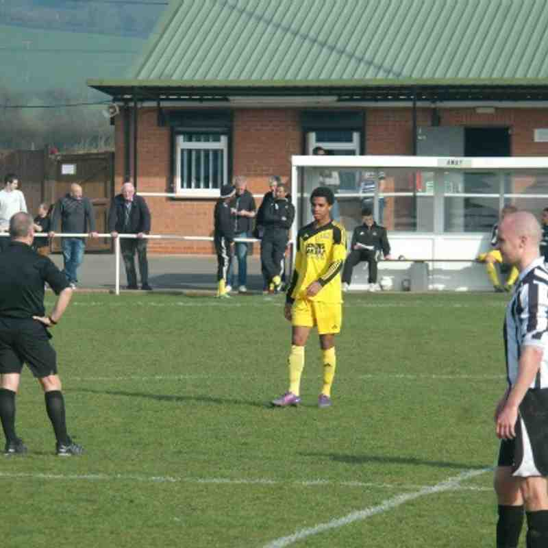 Basford First team