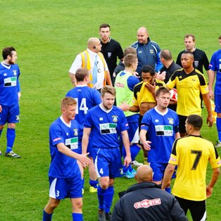 Basford earn a good point at Leek Town