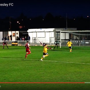Basford secure a good home victory v Gresley (VIDEO ON LINE)
