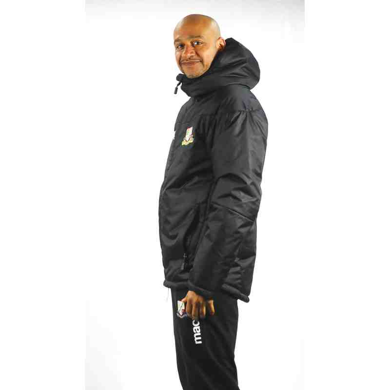 Basford United Winter Jacket