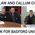 Basford add 2 great signings in Josh Law & Callum Chettle to begin 2019-20 Preseason