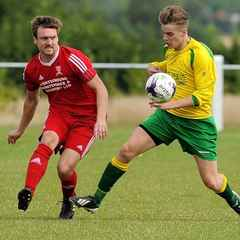 Allexton Pay the 'Price' as Centre Back Snatches Win