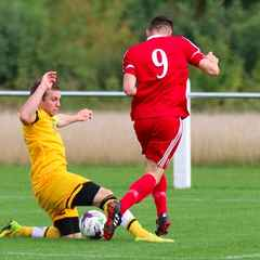 Double Figures for Town as Tinsley and Marriott Shine