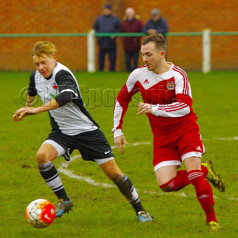 Melton Face Resurgent Burton Park Wanderers at Home