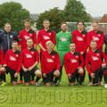 1st Team lose to Bourne Town 0 - 3