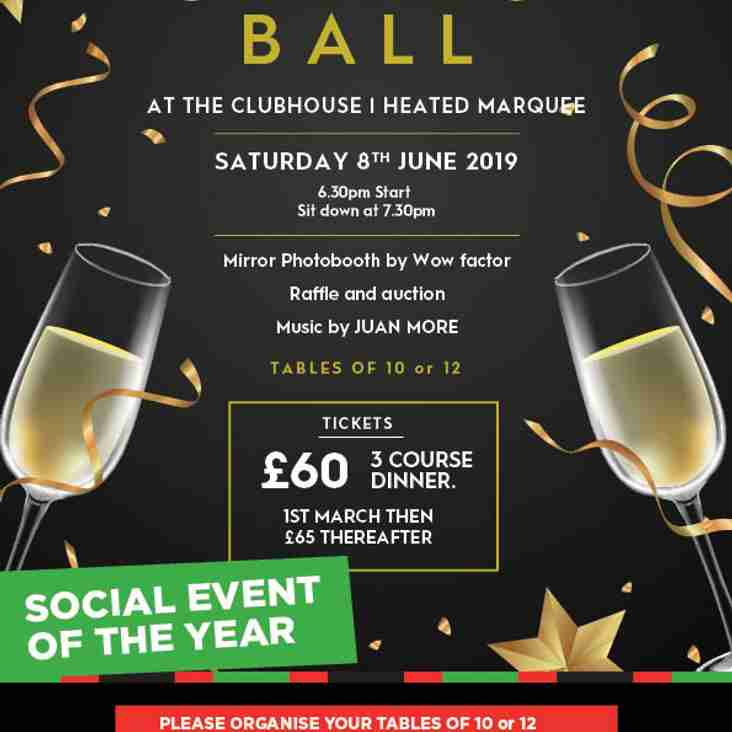8th June Ball