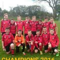 Consett AFC Red Star U13 beat Birtley Town Juniors 1 - 3