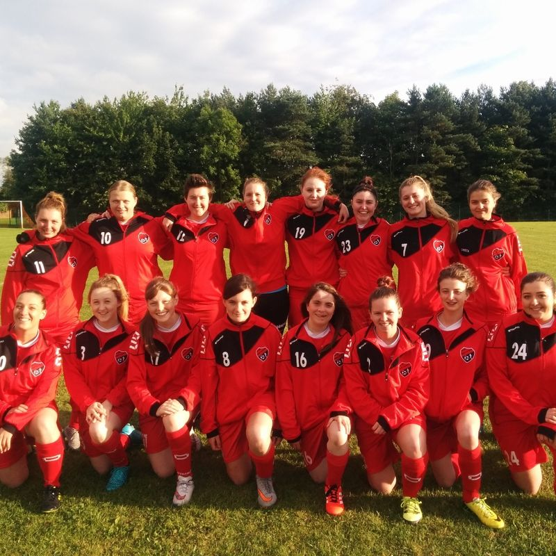 Consett AFC Belles beat Farringdon Detached Ladies 13 - 0