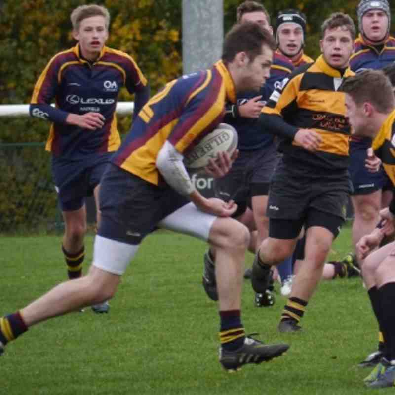 OA's v Tring Colts 281012