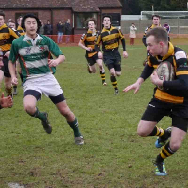 Tring Colts v Ealing 030213