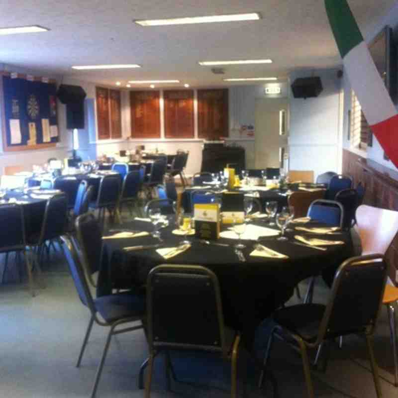 Clubhouse Hire 2016