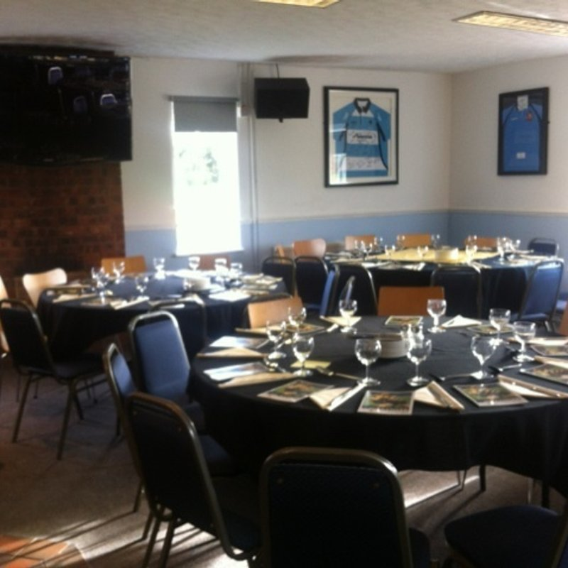 Pre-Match Lunch - Open To VP's Players, Members And Guests...