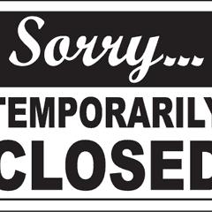 Cow Lane Gym closed 4pm Saturday 14th
