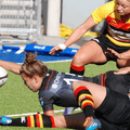 Saracens Women Run in 8 Tries and one of our own scores big!