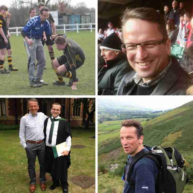 Former Tring Rugby Coach - Chris Armitage