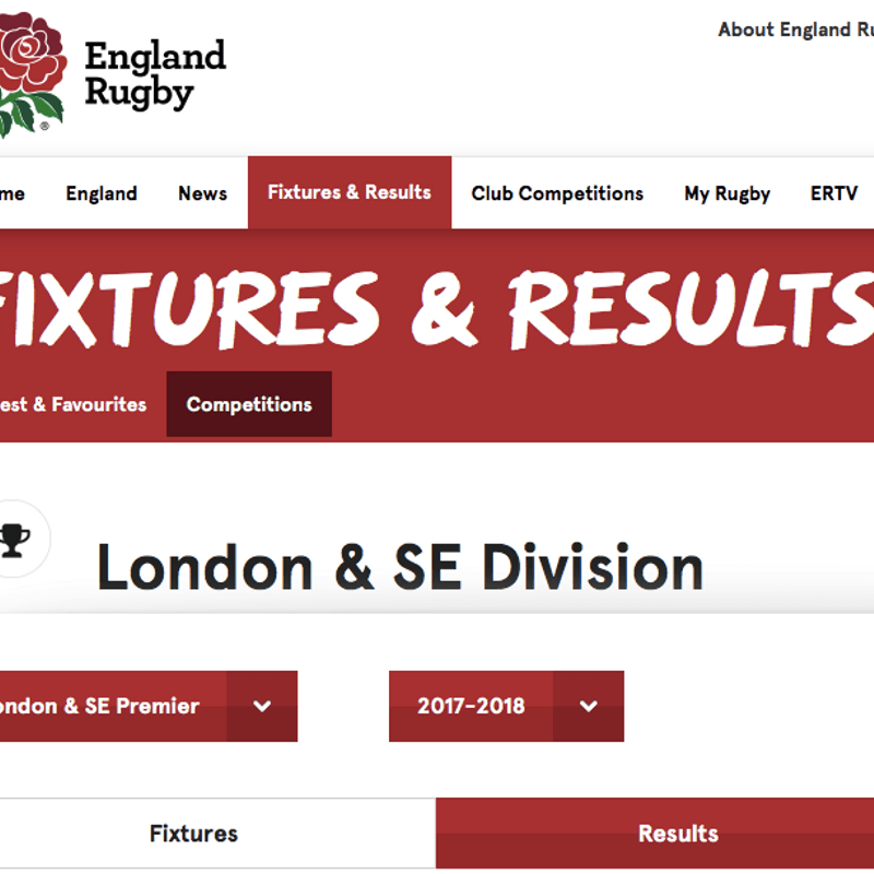 London and South East Premier League