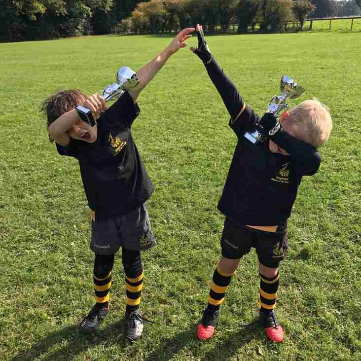 September 2017 - Mini Players of the Month