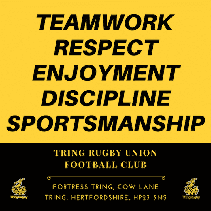 Tring Rugby on Social Media