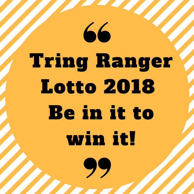 Ranger Lotto Draw - Today at the Pre-Match lunch