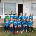 Cleethorpes Town Ladies Under 12's beat Lincoln Griffins Eagles U12 2 - 0