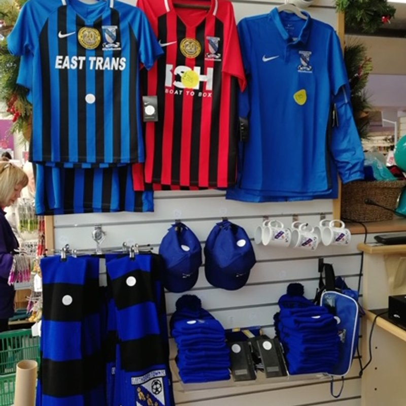 Where to get your merchandise for Christmas!