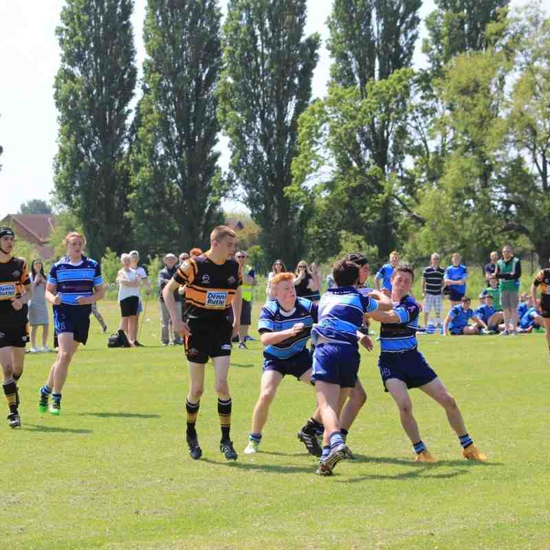 hull wyke u 15s v cottingham 05-06-16