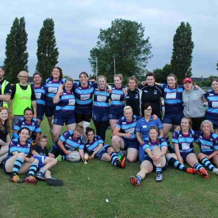 The Humber Games Trophy - Ladies v The RAF