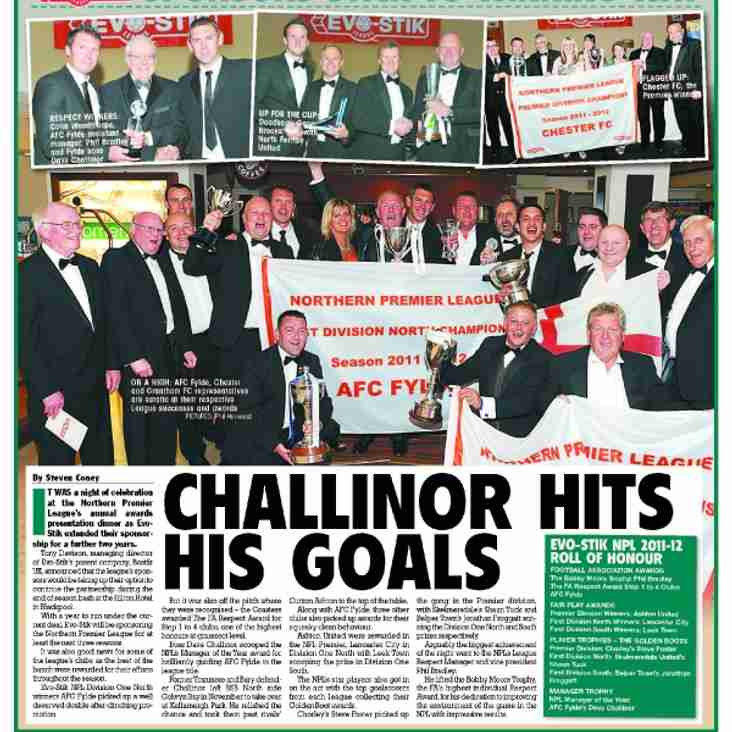 Bumper coverage out now!