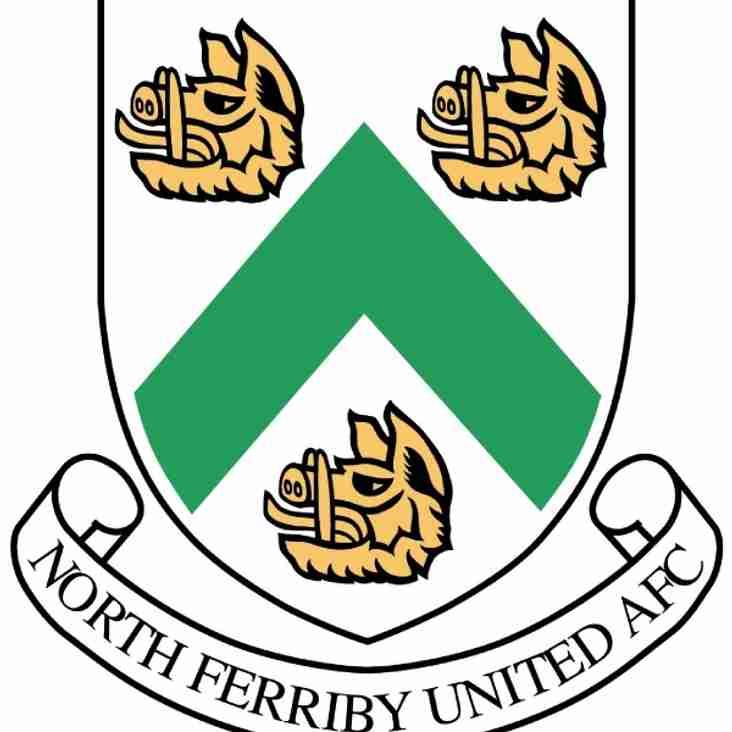 North Ferriby duo depart