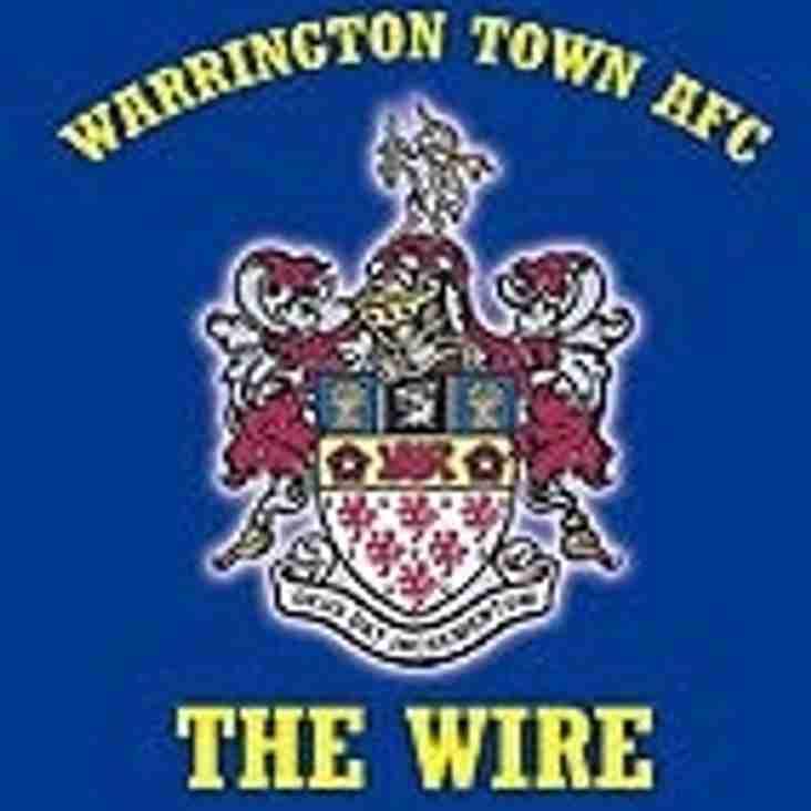 Wire boss hails new 'quality' striker