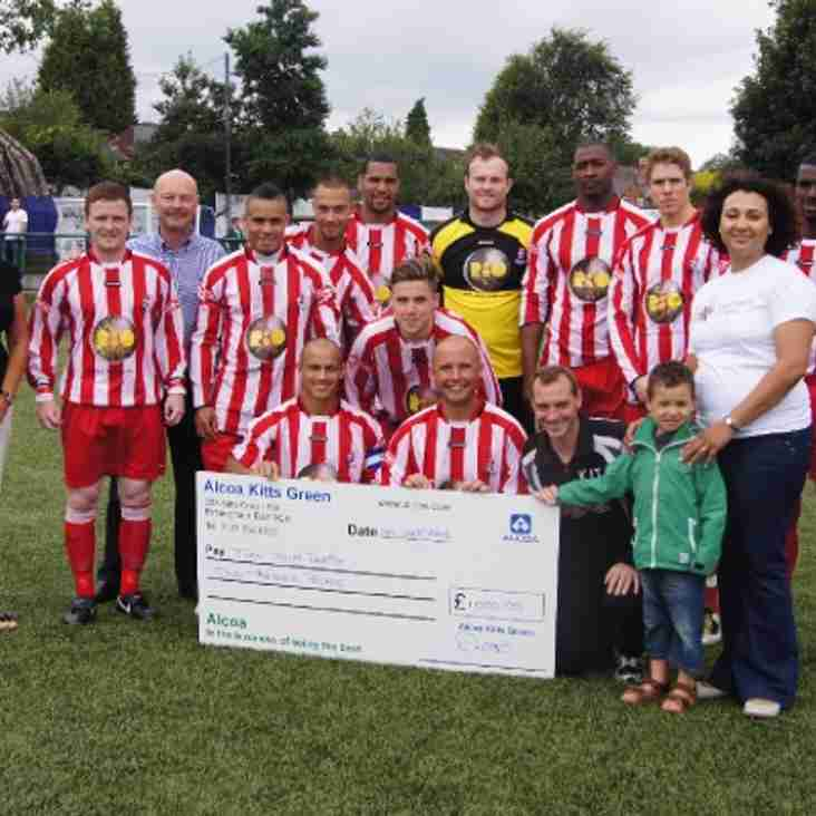 Charity wins as Roms lose