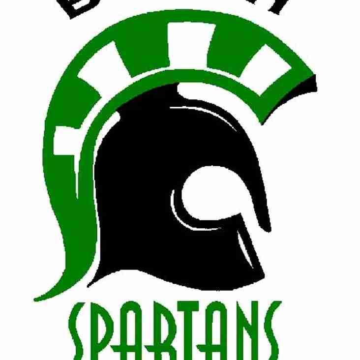 Killer touch still needed, insists Spartans hero
