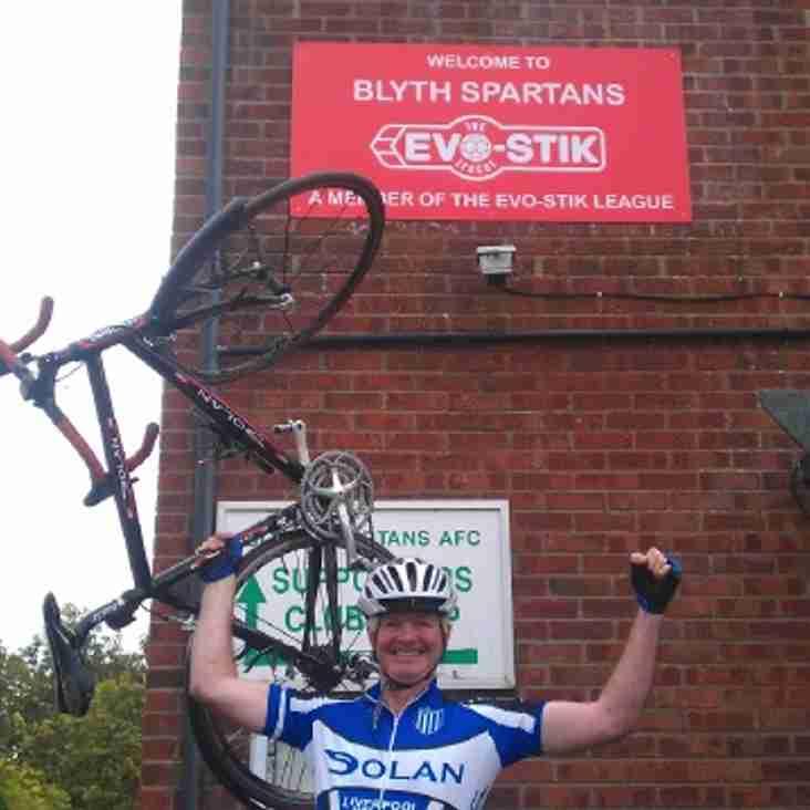 On your bike Bradley Wiggins!